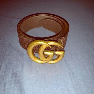 Authentic Gucci Belt size 70